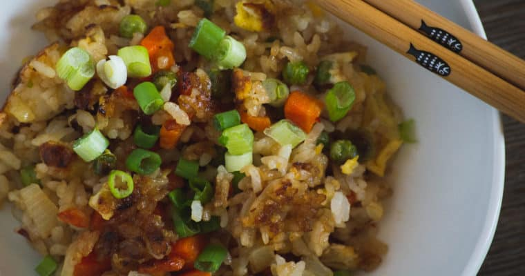 Crispy Fried Rice