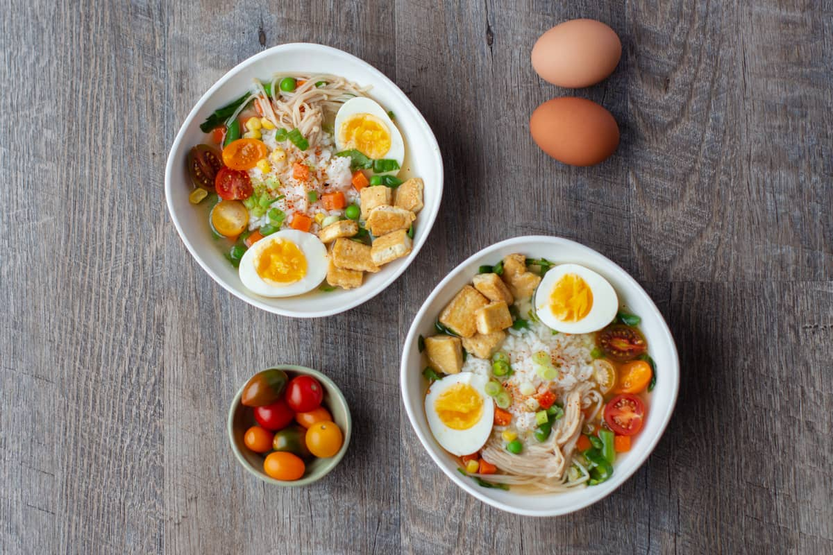 Miso Power Bowl