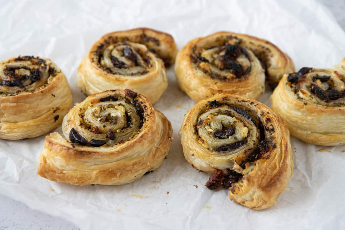 Mediterranean Pinwheels